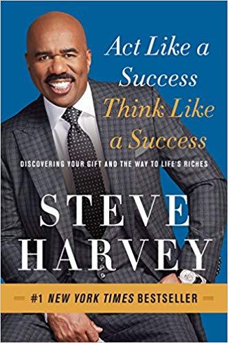 Think Like a Success - Steve Harvey Net Worth