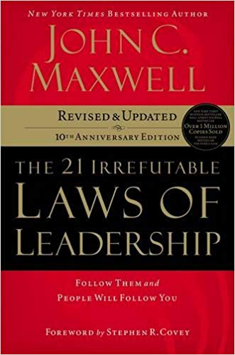 Laws of Leadership - Leadership Quotes