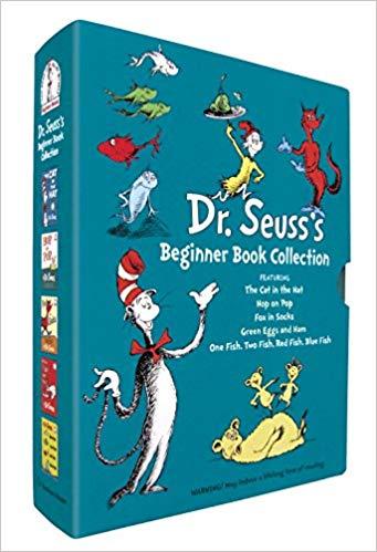 dr. seuss beginner book