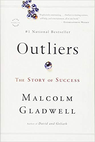 Outliers - best Books for athletes