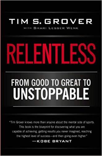 Best Athlete Books - Tim Grover