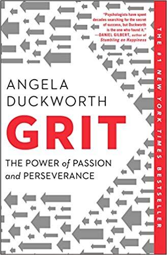 Grit - best Books for Athletes
