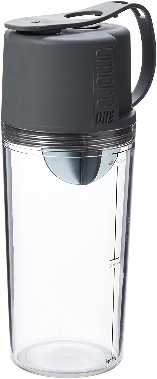 Umoro V3: The 3 in 1 BPA-Free Protein Shaker