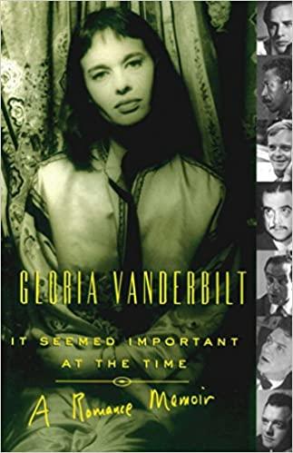 Gloria Vanderbilt Net Worth