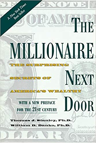 Best finance books millionaire next door