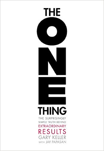 The One Thing - Best Books for Entrepreneurs