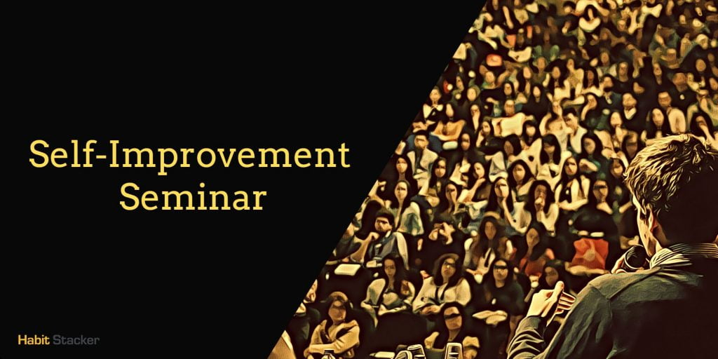 self improvement seminar