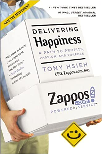 Delivering Happiness - Best Marketing Books