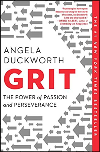 Grit The Power of Passion and Perseverance - Best Books for When You Want to Quit