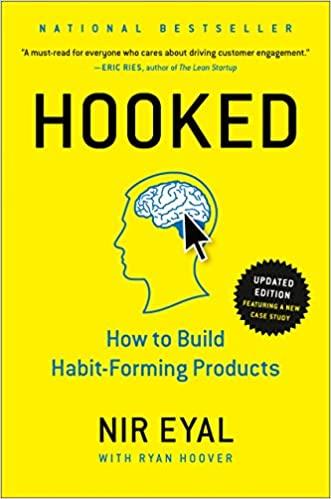 Hooked - Best Marketing Books