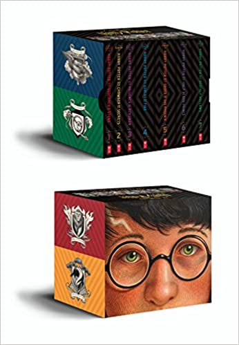 JK Rowling Quotes - Harry Potter Boxed Set