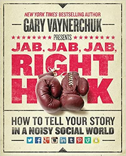 Jab Jab Jab Right Hook - Best Marketing Books