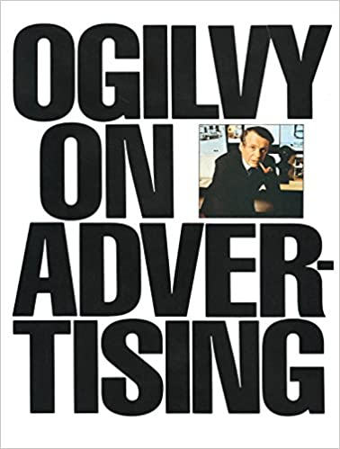 Oglivy On Advertising - Best Marketing Books