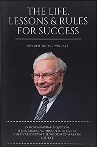 Rules for Success - Warren Buffet Net Worth