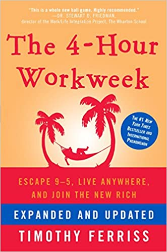 The 4 Hour Workweek - Tim Ferriss Quotes