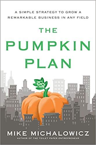 The Pumkin Plan - Best Marketing Books