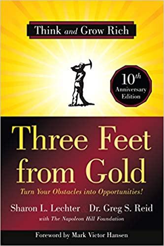 Three Feet From Gold - Best Books for New Entrepreneurs