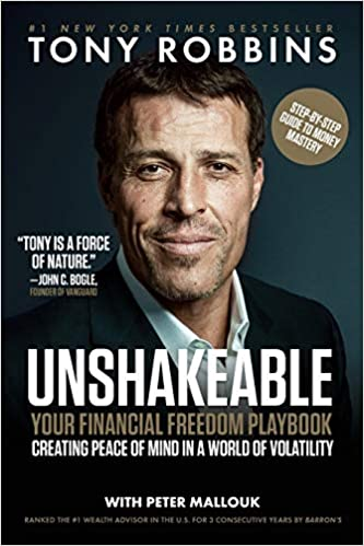 Unshakable - Tony Robbins Net Worth
