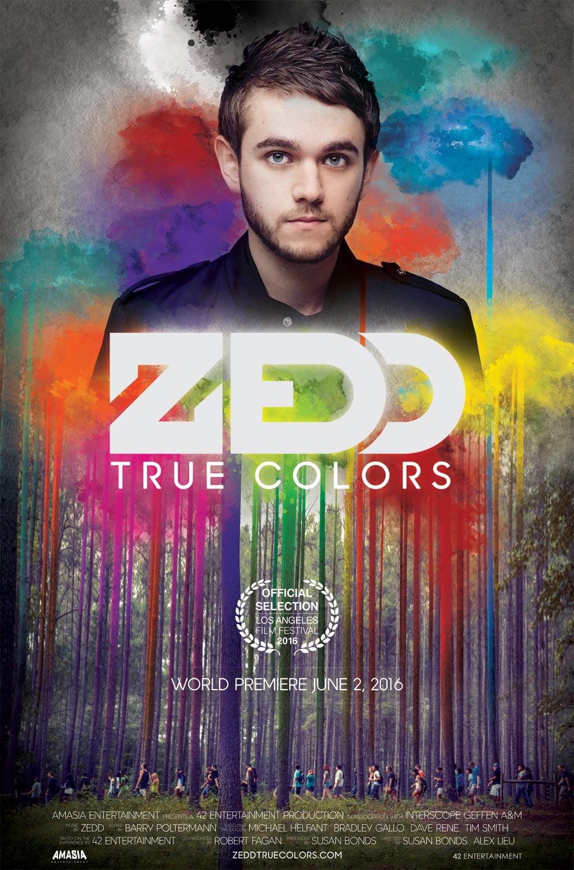 zedd net worth - true colors