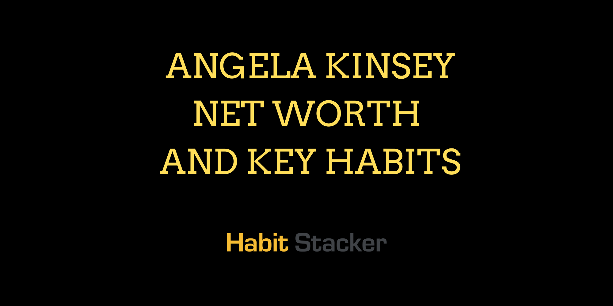 Angela Kinsey Net Worth