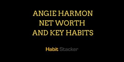 Angie Harmon Net Worth